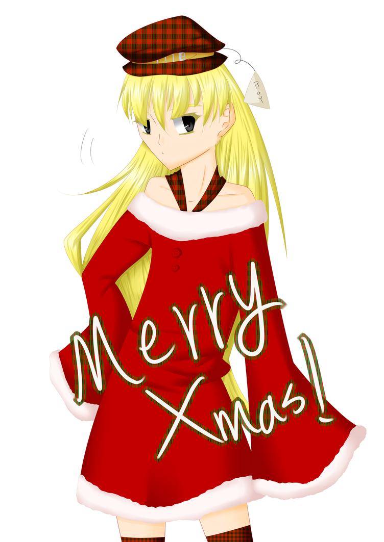 Merry Xmas!!! by Renny1998