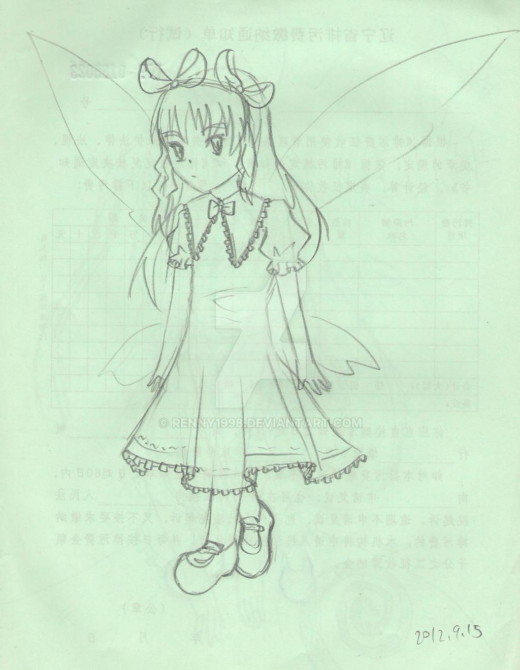 Hourai Doll by Renny1998