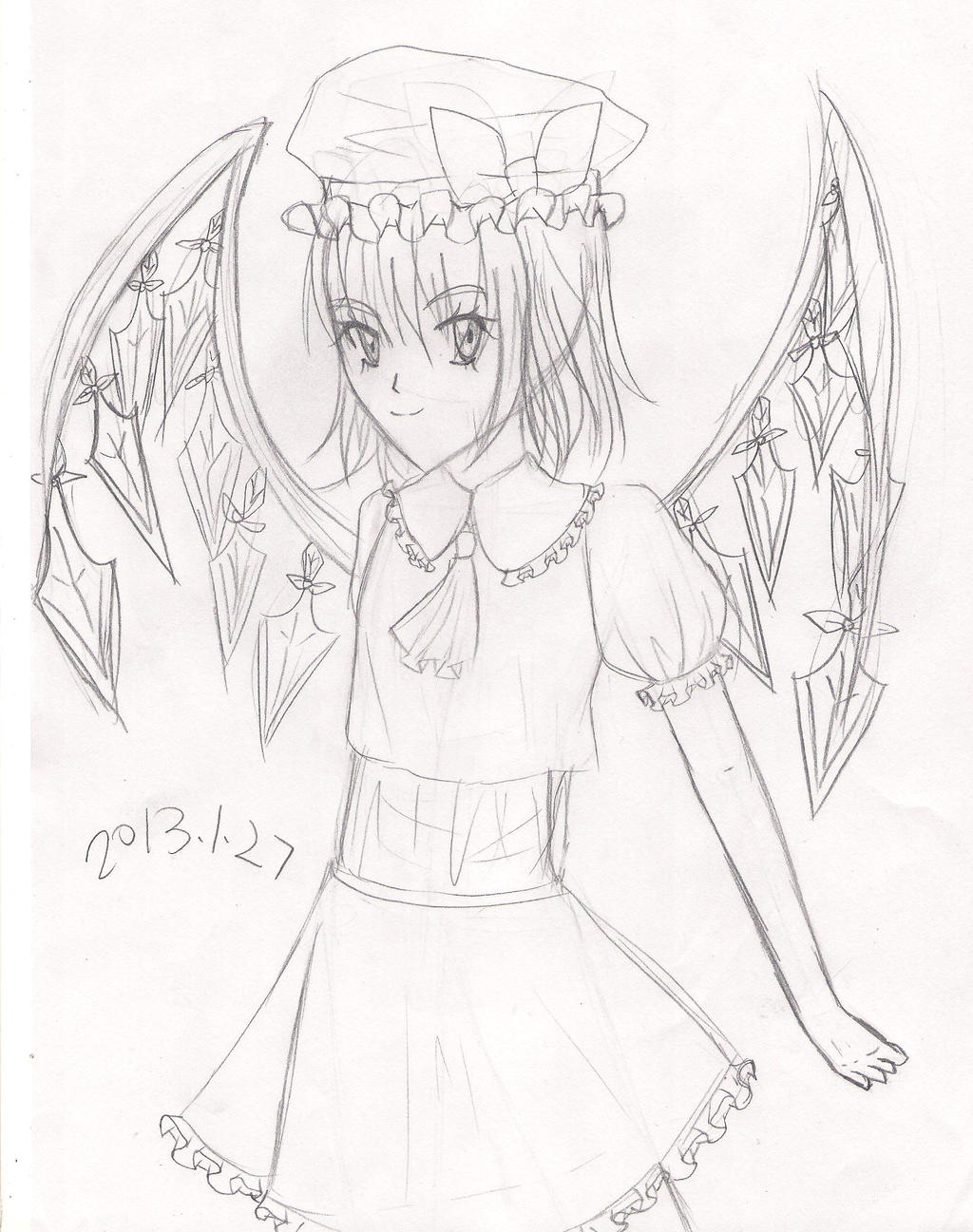 Flandre by Renny1998