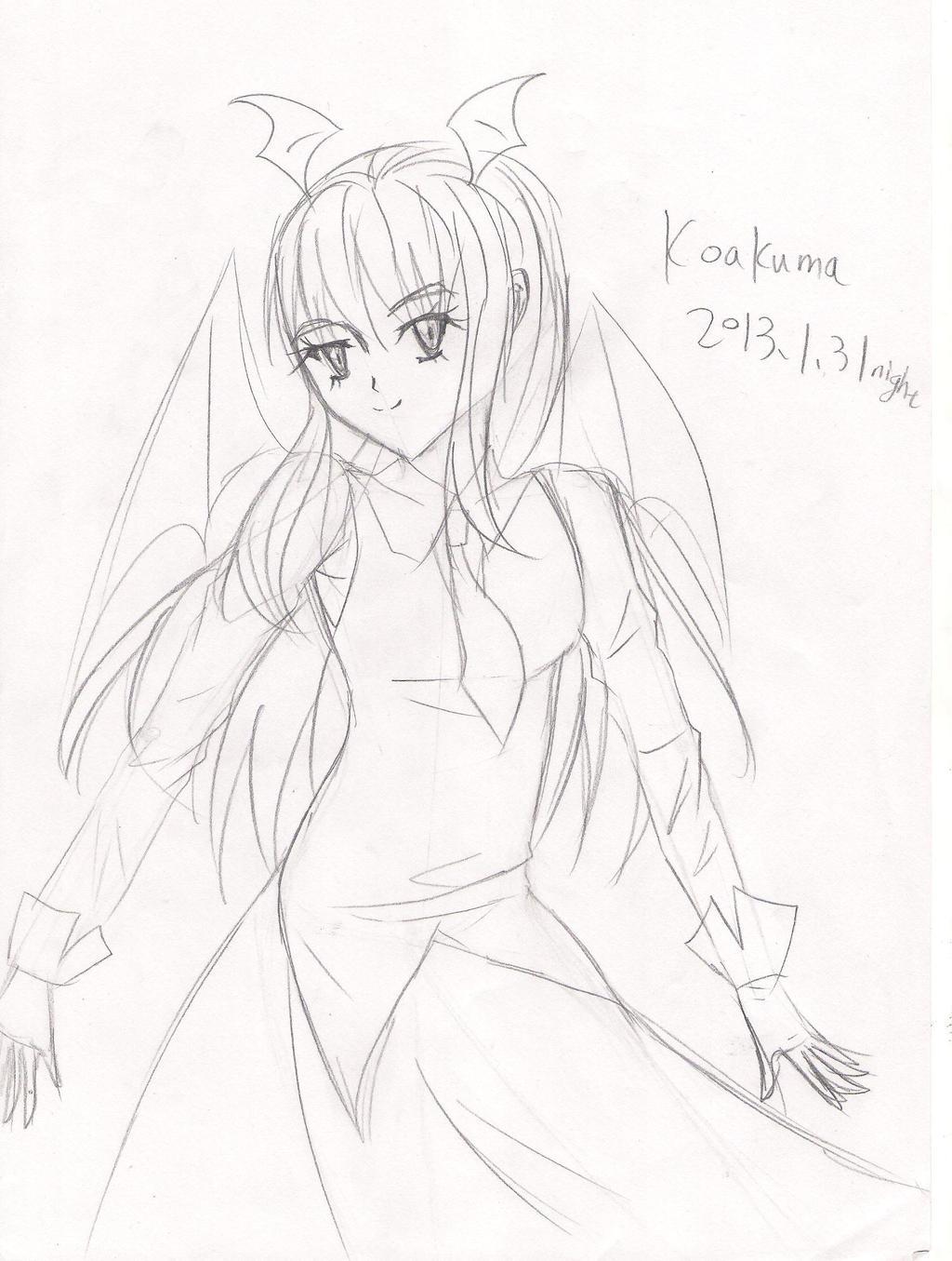 Koakuma by Renny1998