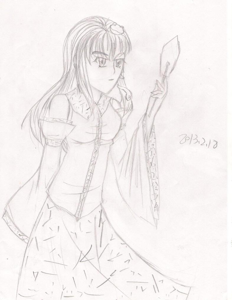 Sanae by Renny1998