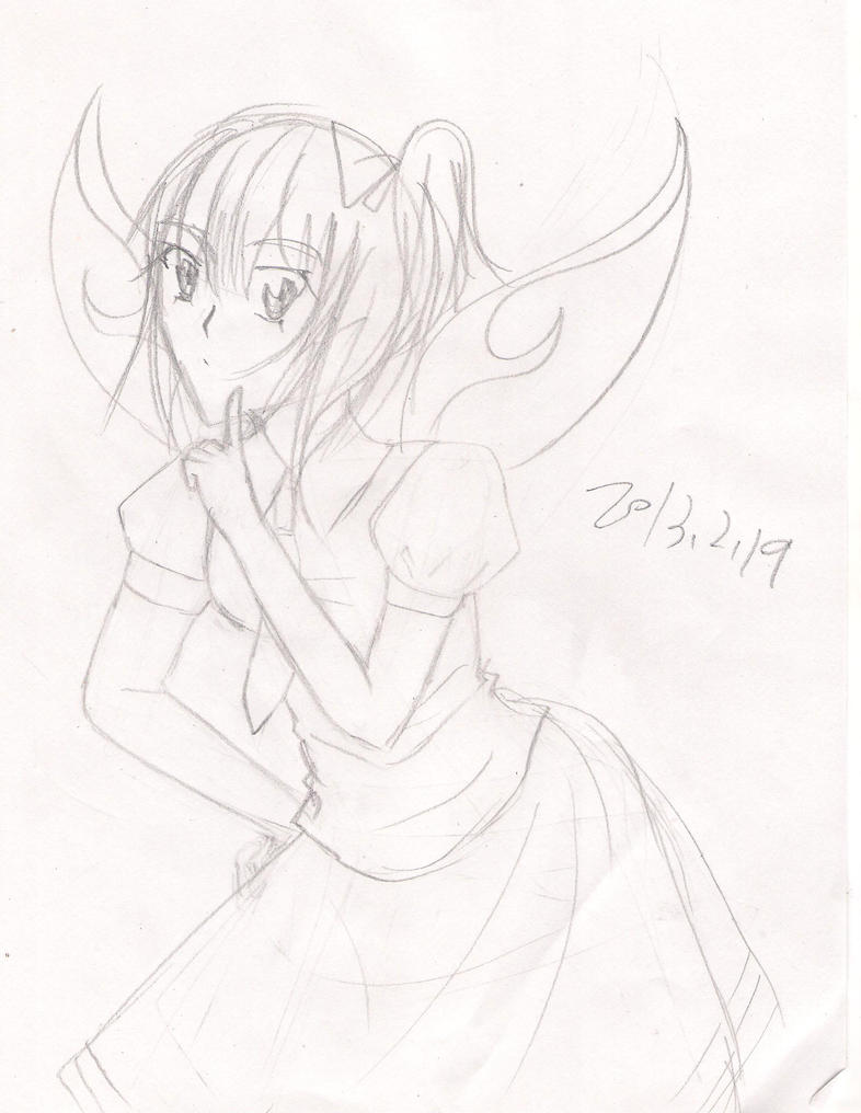 Daiyousei by Renny1998