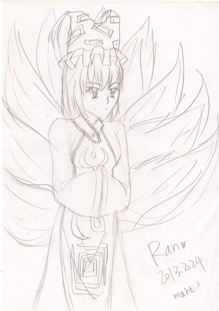Ran by Renny1998