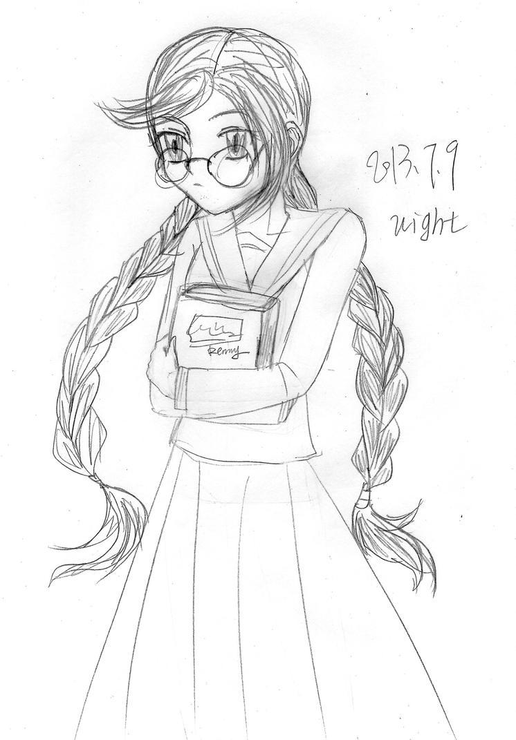 Touko by Renny1998