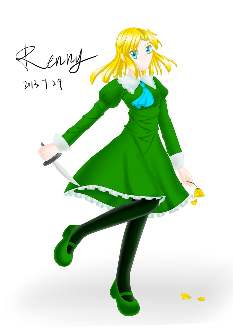 Mary by Renny1998
