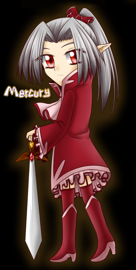 Halloween-Mercury by Renny1998