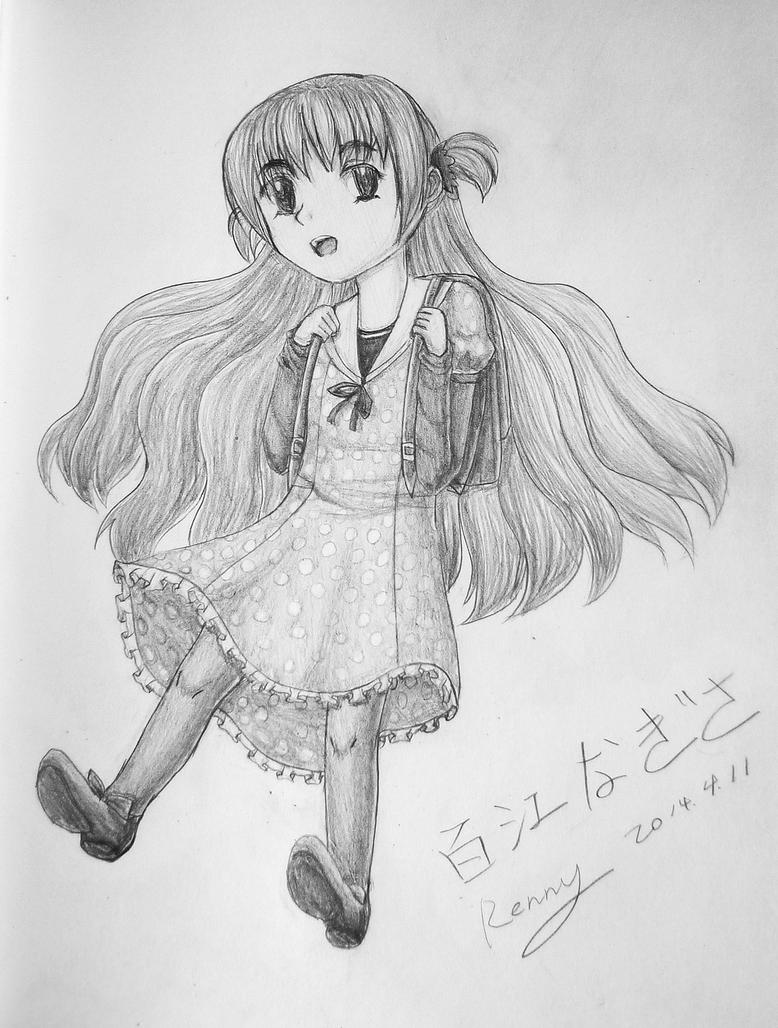 Nagisa by Renny1998