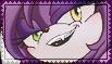 Violet stamp by XADarkAngelOfDeathX