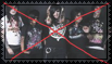 Anti BVB stamp by XADarkAngelOfDeathX