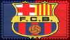 FC Barcelona stamp by XADarkAngelOfDeathX
