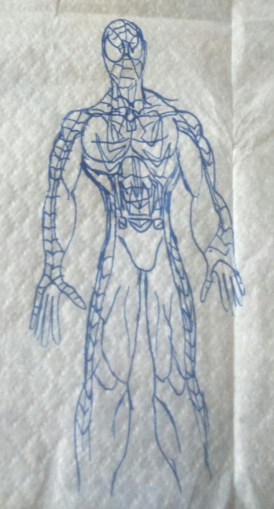Spider-Man Redesign-1 by XADarkAngelOfDeathX