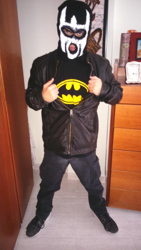 Bat-Bane cosplay by XADarkAngelOfDeathX
