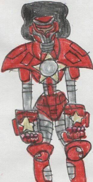 Iron Man, I'm stronger than you! by XADarkAngelOfDeathX