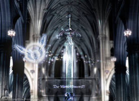 ~The Master Sword!!