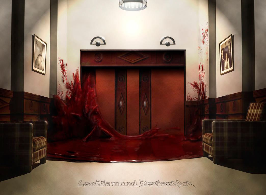 ~The Shining~ a 3D nightmare by LeoDiamond