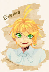The Promised Neverland - Emma