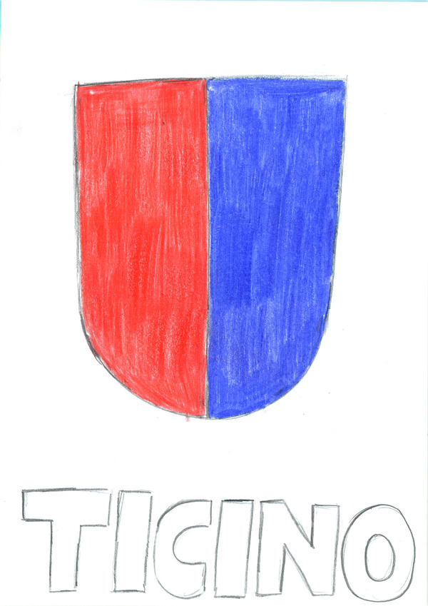 Coat of Arms Ticino by Aioros-sama