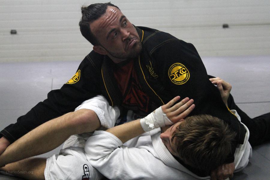 Jorge Gurgel Jiu-Jitsu by CharlesSmithOrg