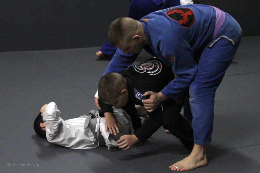 Next Generation Jiu-Jitsu by CharlesSmithOrg