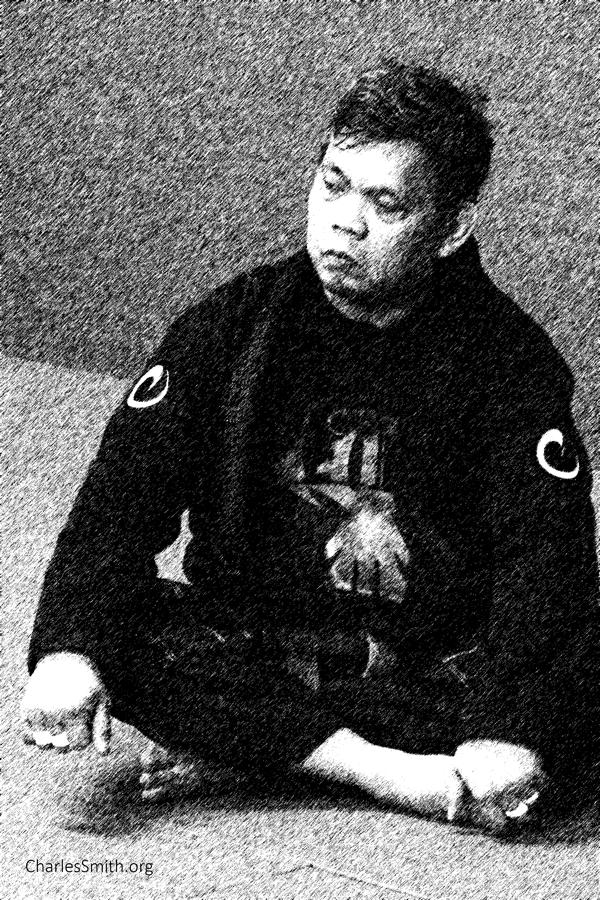 Jiu-Jitsu by CharlesSmithOrg