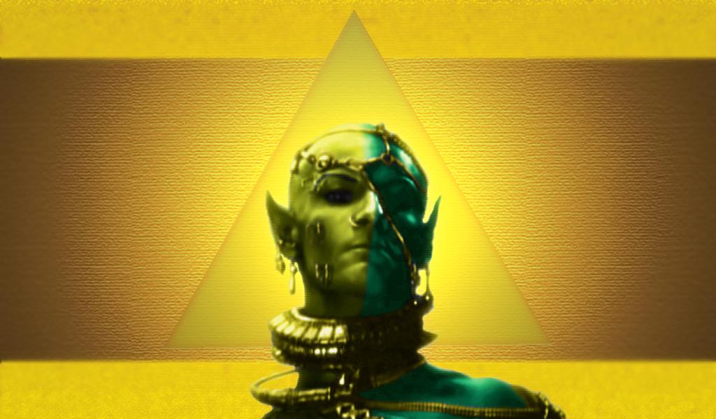 Xerxes is Vivec by Satoyaki