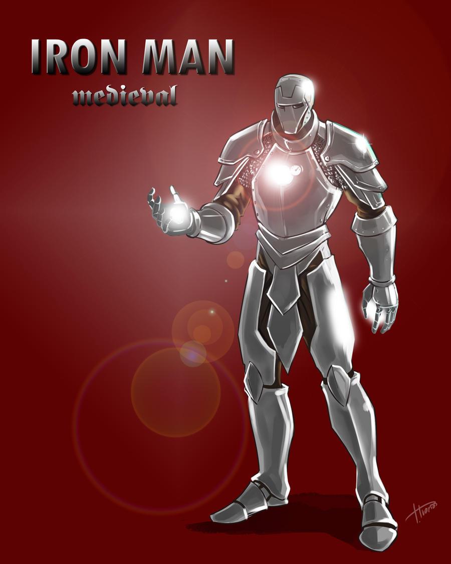 Iron Man (Medieval) By Ferroconcrete247 On DeviantArt