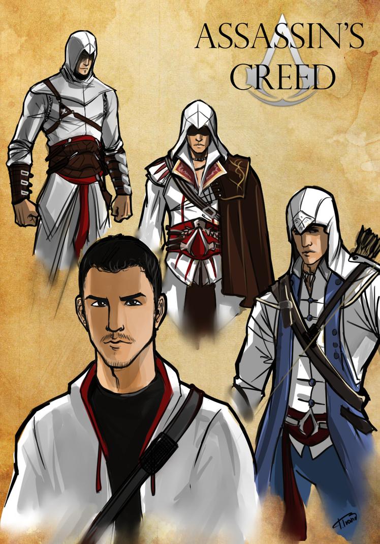 Assassin's Creed by Ferroconcrete247