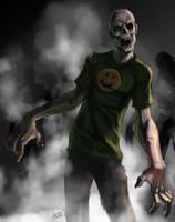Zombie by Ferroconcrete247