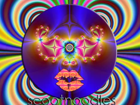 Medusa by scootnoodles