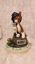 Hope custom sculpture by chipperpony