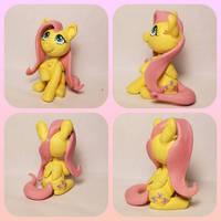 Chibi Fluttershy Figurine [For Sale]