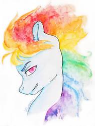 Dash Watercolor