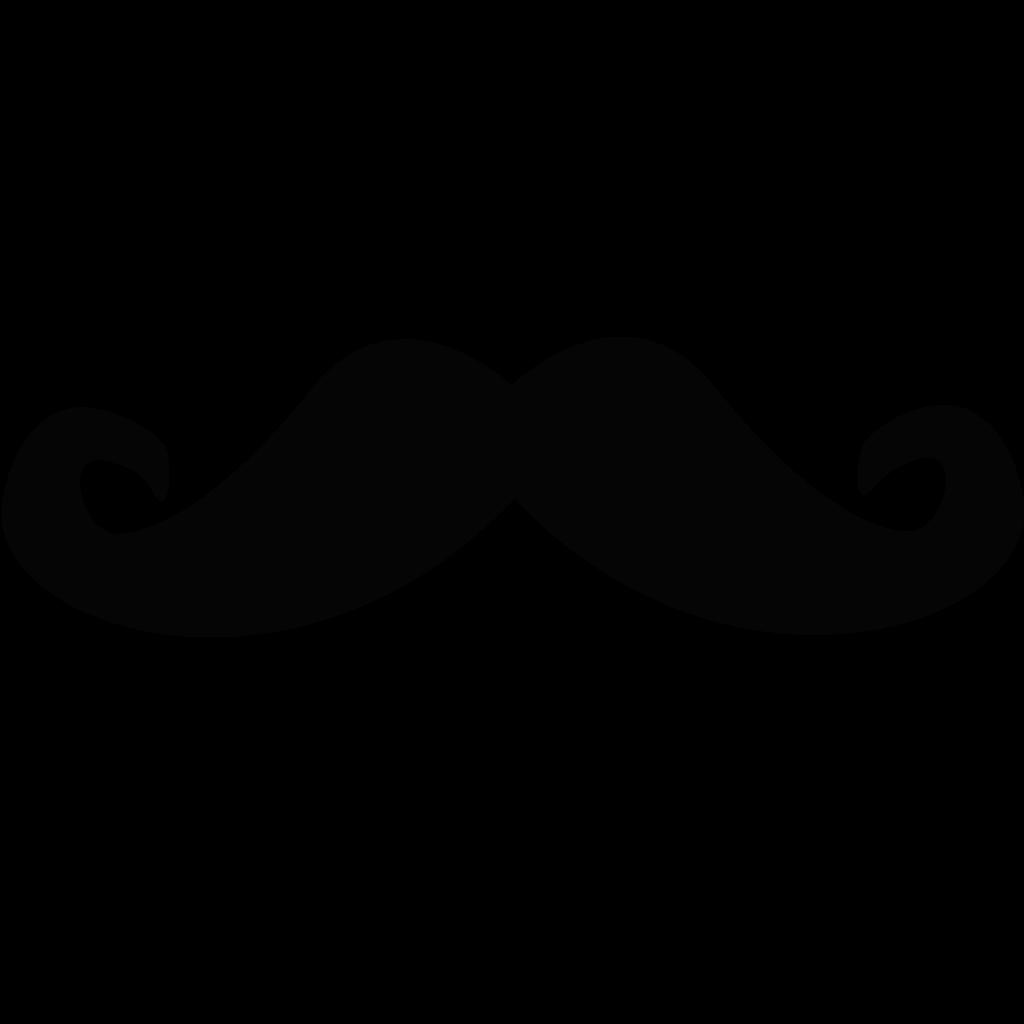 free vector mustache clip art - photo #19