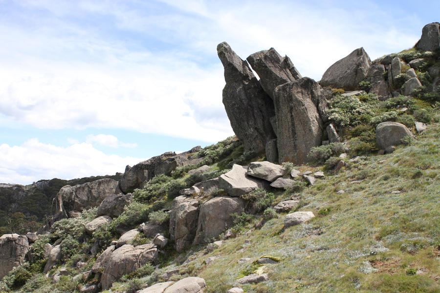 Mount Kosciuszko 4 by SolEquus-Stock
