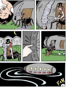 fun house comic page 6