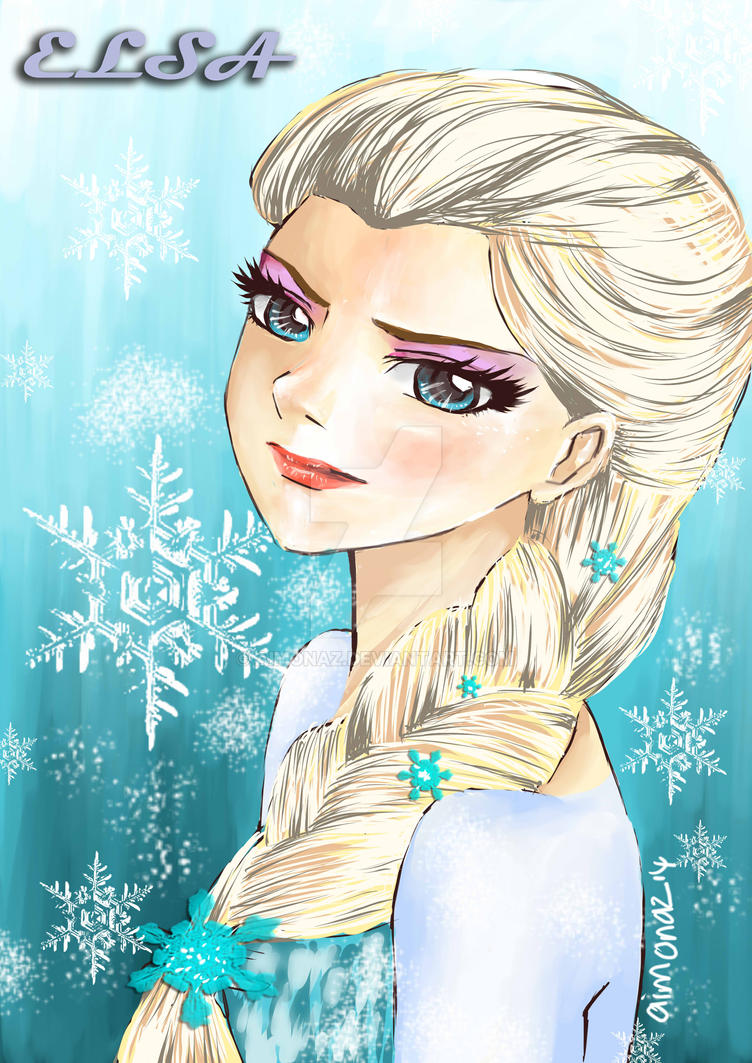 Elsa5 by aimonaz