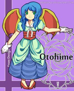 Illustration - Otohime