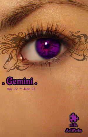 Gemini eyes by LittleVampire30 on DeviantArt