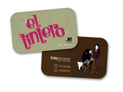 Tarjetas El Tintero by titatintero