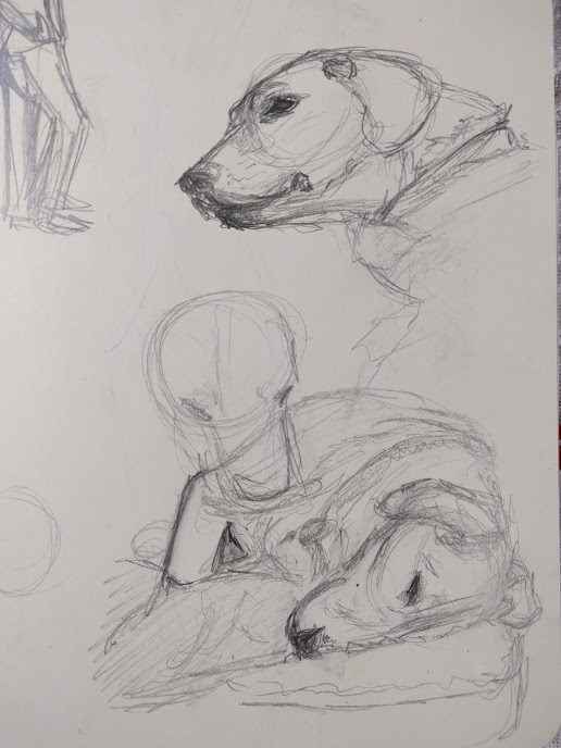 Hampton Sketches by Indestrocto