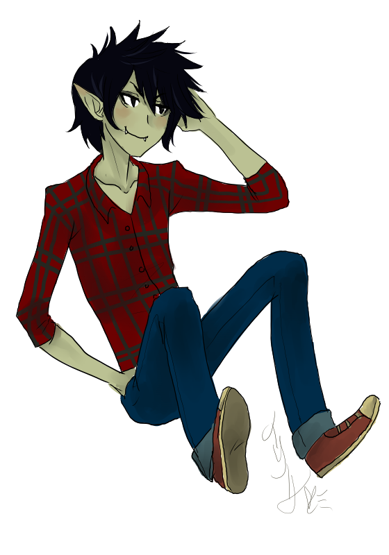 Marshall Lee By Nena