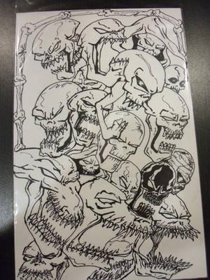 Pile o Skulls