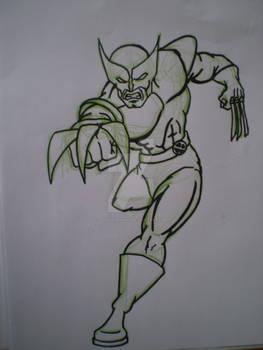 Wolverine Comin'atcha