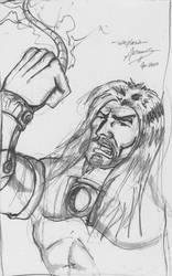 Ironman`s Villain- Whiplash