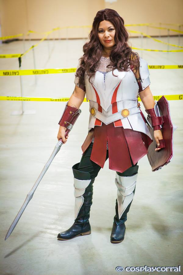 lady sif costume thor 2 - photo #21