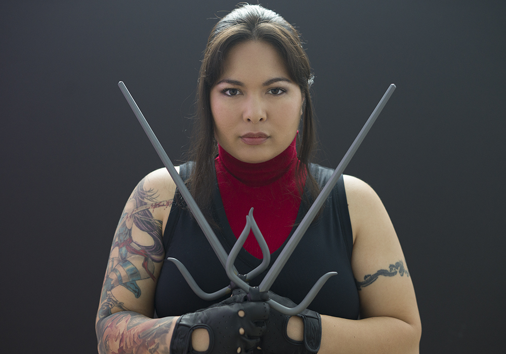 Elektra by CarolineCosplay