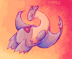 POKEMON DRAWING CHALLENGE: DAY 3 by Ravaqui