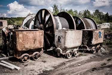 klubowe wagoniki by BreathOfIndustry