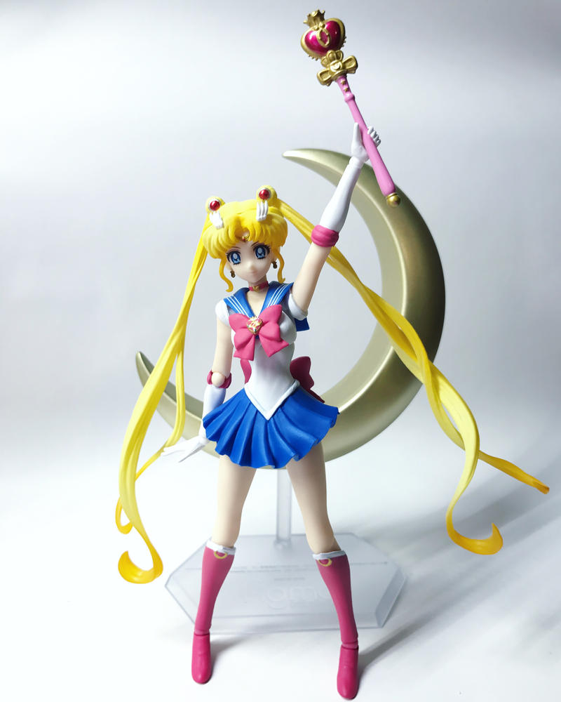 Sailor Moon Crystal by djvanisher