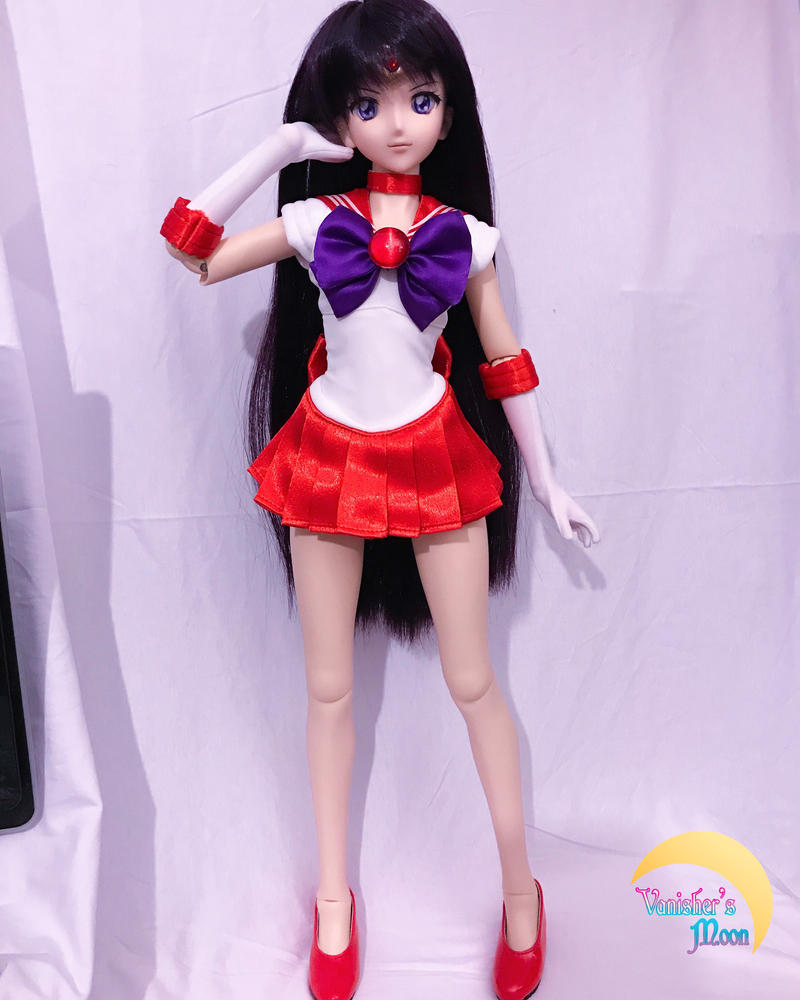 Sailor Mars - 6 by djvanisher